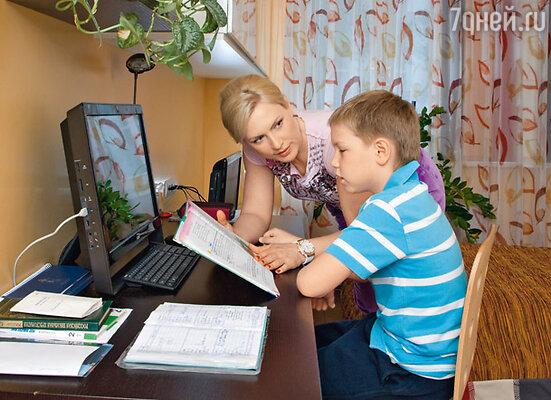 «Сына я вырастила сама. Когда ему было пять лет, я честно рассказала Ване, почему его папа не живет с нами. Пусть знает правду...»