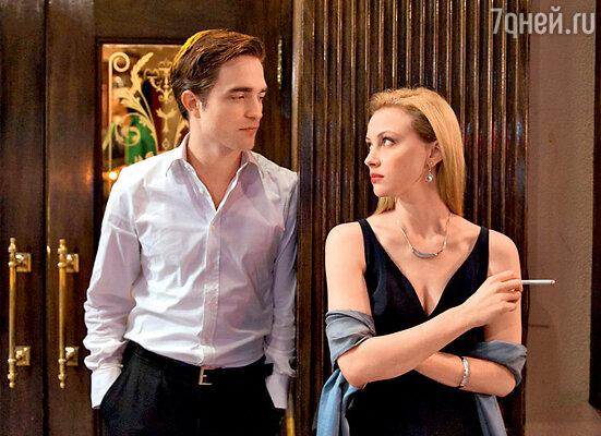 Кадр из фильма  «Космополис»
