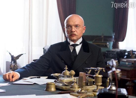 Андрей Смоляков играет следователя, который расследовал убийство Распутина
