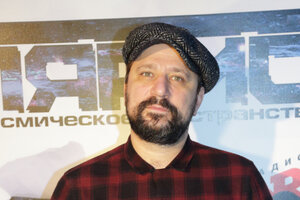 У Виктора Логинова сын пропал в черной дыре