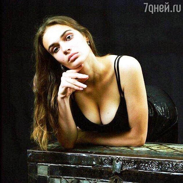 Алена Водонаева в 16 лет