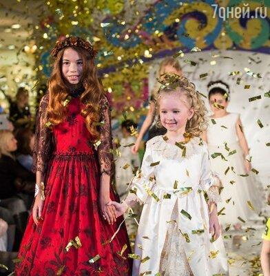 Победительницы конкурса Fashion Style Girl