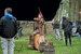На съемках из сериала «Викинги»
