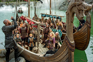 «Викинги»: Тайны нового сезона