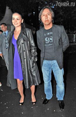 Ренат Давлетьяров с дочерью