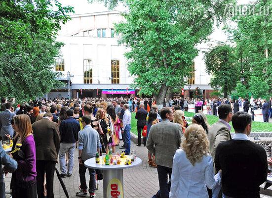 14-я церемония «Серебряная Калоша» состоялась в столичном театре им. Моссовета.