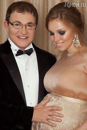 Полина и Дмитрий Дибров