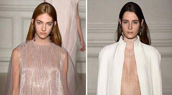 Неделя высокой моды: показ Valentino