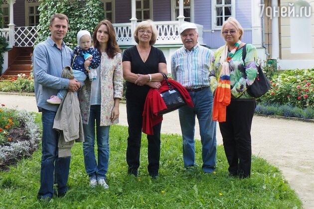 Игорь Петренко, Ольга Остроумова, Сергей Никоненко