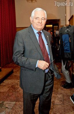 Друг поэта врач Леонид Рошаль