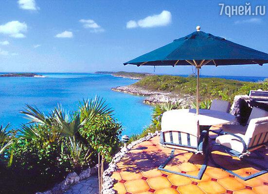 Остров на Багамах площадью в 18 гектаров — одно из самых любимых приобретений Джонни Деппа