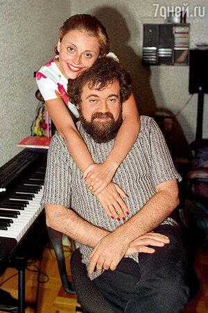 Анжелика и Юрий Варум