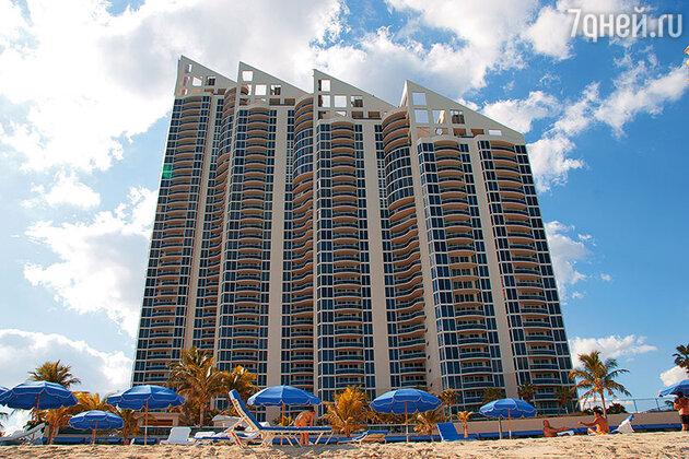 Дом Анжелики Варум в Майами