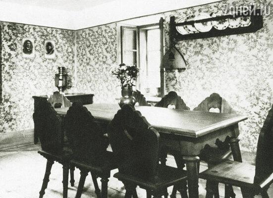 Комната Гашека в его единственном в жизни собственном доме в Липнице