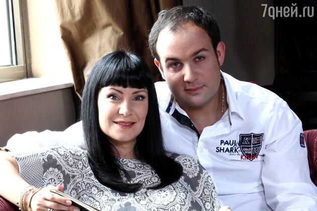 Нонна Гришаева и Александр Нестеров