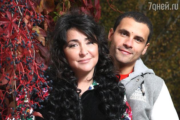 Лолита Милявская и Дмитрий Ивано