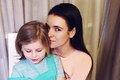 Ирена Понарошку рассказала про веганскую диету сына