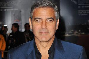 Джордж Клуни снялся в любимом сериале своей жены