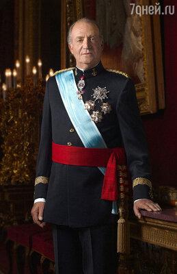 За последние 5 лет король Хуан Карлос утратил значительную часть своей популярности -- правда о его любовных похождениях все-таки выплыла наружу