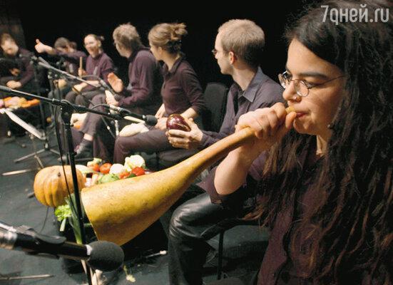 Несмотря на весьма примитивные инструменты, репертуар Венского овощного оркестра разнообразен. Это и джаз, и рок-н-ролл, и даже классика