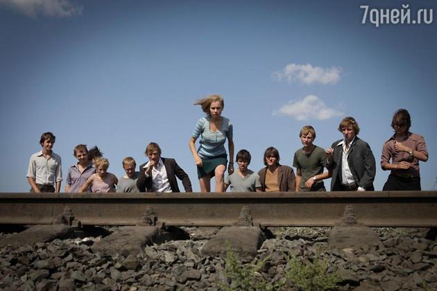 Кадр из фильма «Однажды»