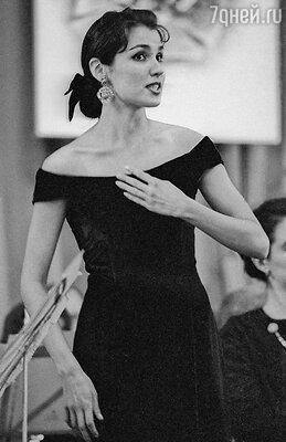 Анна Нетребко. 1993 год
