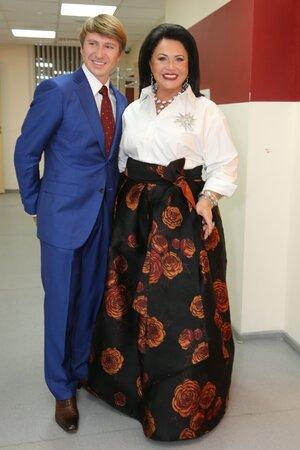 Алексей Ягудин, Надежда Бабкин