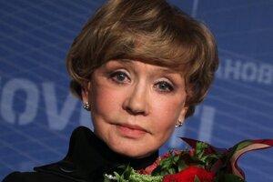 ВИДЕО: Вера Алентова снялась в новой версии фильма «Москва слезам не верит»