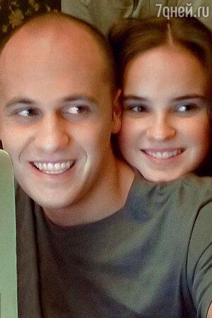 Брат и сестра Ларисы Гузеевой: Георгий и Ольга