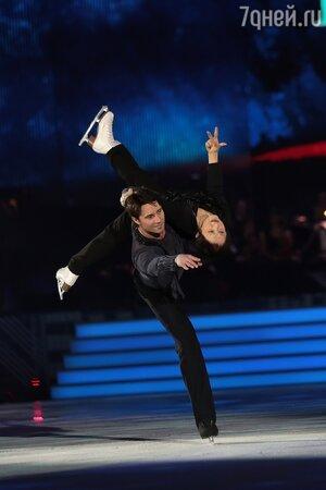 Тамара Москвина и Александр Смирнов