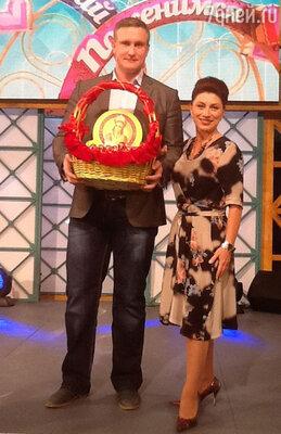 Роза Сябитова и герой программы «Давай поженимся»