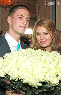 Виктория Боня и Алекс Смарфит