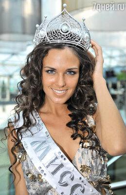 Россиянка Ирина Антоненко не попала в топ-10 конкурса