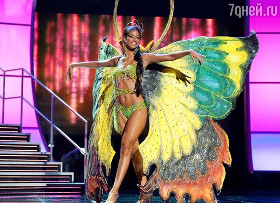 Первой вице-королевой красоты стала представительница Ямайки Йенди Филлипс