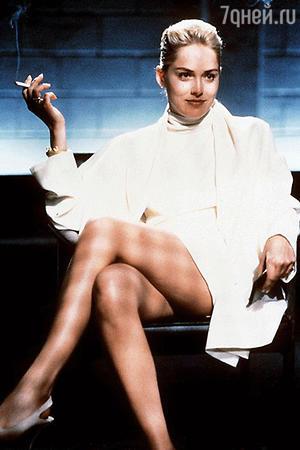 По мнению большинства поклонников, роль Шэрон в эротическом триллере «Основной инстинкт» достойна престижнейшей статуэтки