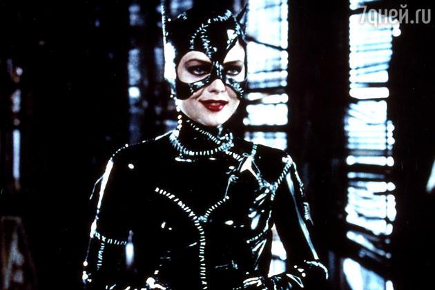 Мишель Пфайффер блестяще сыграла Женщину-кошку в фильме «Бэтмен возвращается»