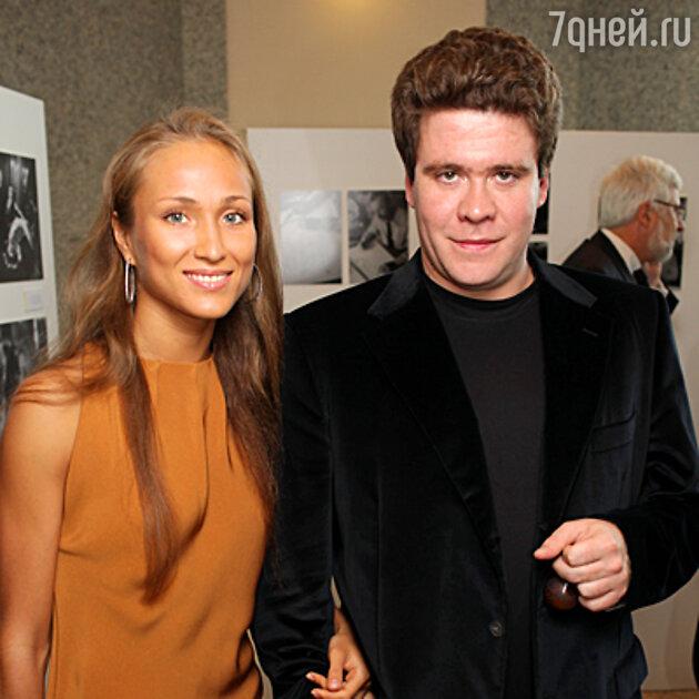 Екатерина Шипулина и Денис Мацуев