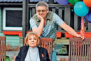 Сын Зинаиды Шарко: «Мама в отличие от Фрейндлих не хочет об отце вспоминать»