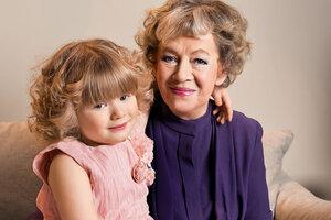 Александра Назарова: «Ни на секунду о решении взять внучку к себе не пожалела»