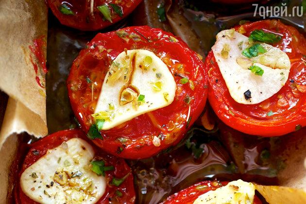 Весенний гарнир из помидоров: рецепт от шеф-повара Гордона Рамзи