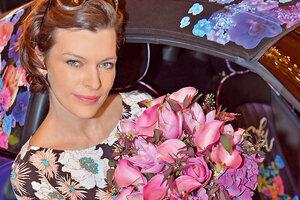 Милла Йовович: «Япредпочитала крутить романы срежиссерами»