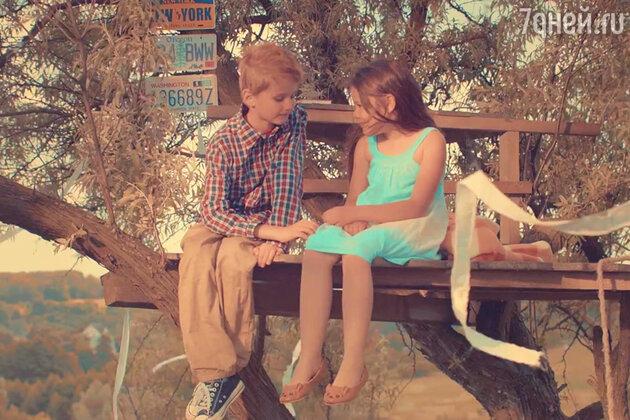 Клип Наташи Королевой на песню «Абрикосовые сны»