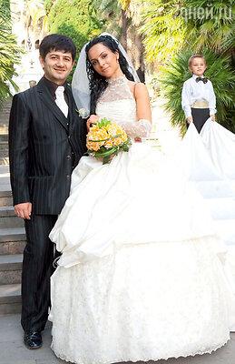 Михаил Галустян и Виктория Штефанец. 6 октября 2007 г.