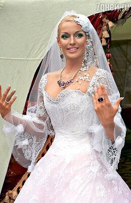 Анастасия Волочкова. 8 июля 2007 г.