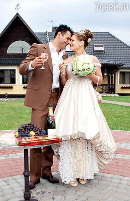 Стас Костюшкин и Юлия Клокова. 22 июля 2006 г.