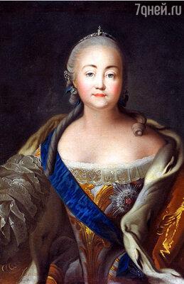 «Елизавета Петровна и Москва»