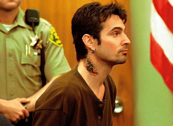 Суд над Томми проходил при закрытых дверях, он был осужден за издевательства над супругой