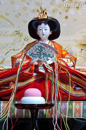 Праздник девочек (Хина мацури) в Японии  oтмечают  3 марта
