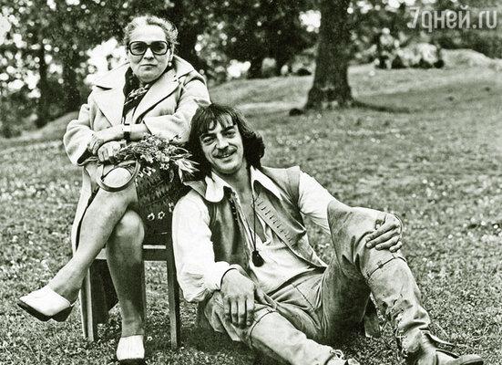 С мамой. 1978 год