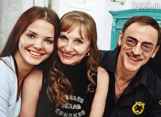 Боярские нечасто собираются вместе: у Сергея уже своя семья, Лиза много снимается